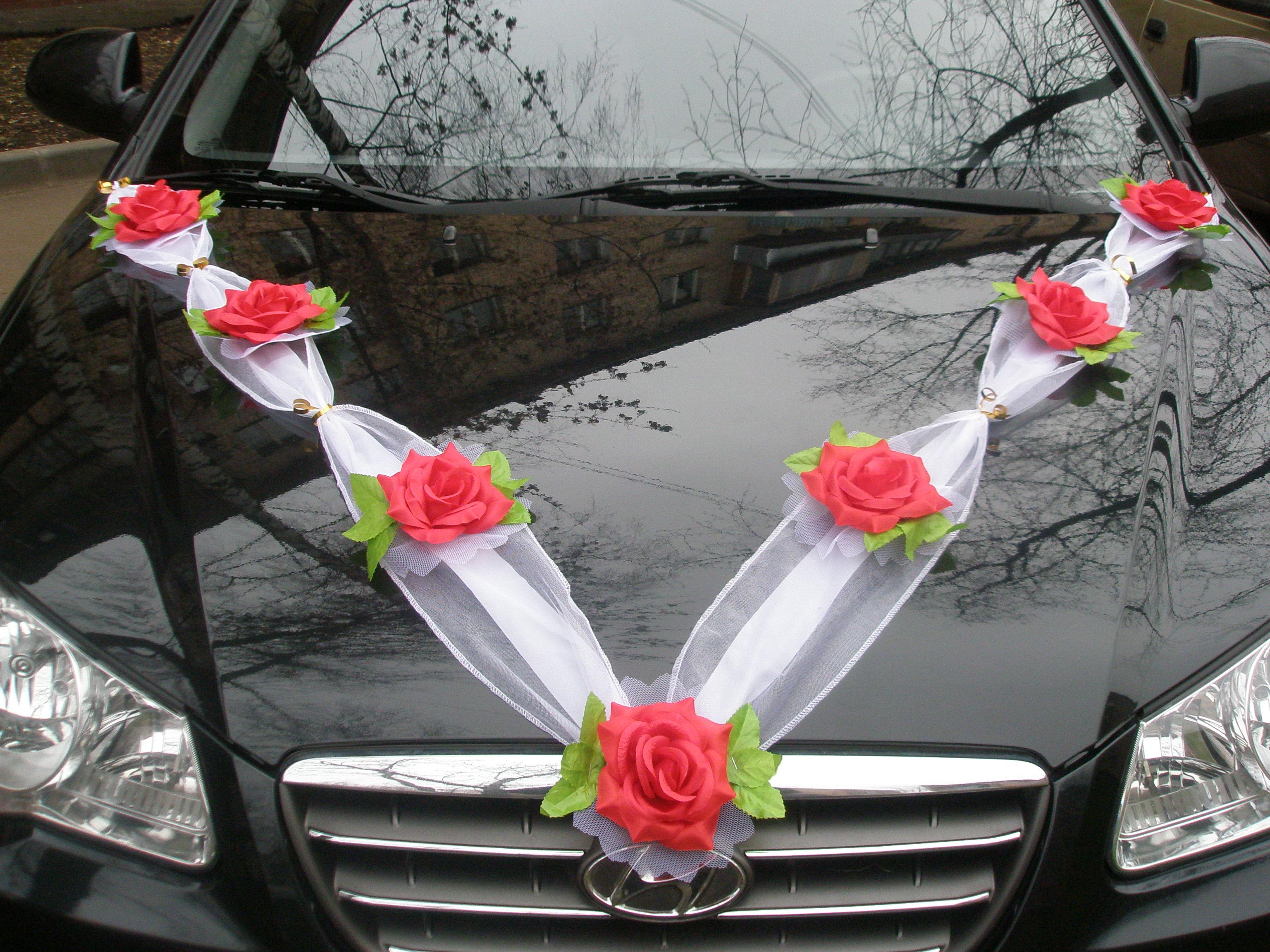 Как самой сделать украшения на свадьбу